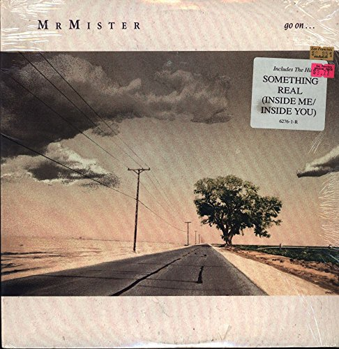 Mr. Mister - Mr. Mister - Go On... - Rca Victor - 6276-1-R - Zortam Music