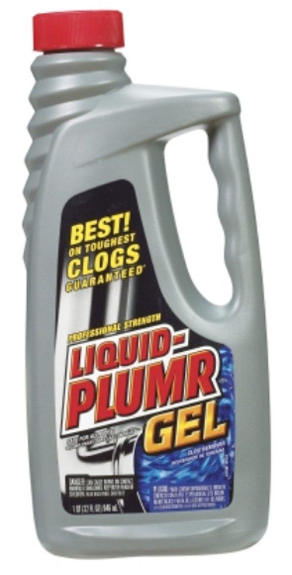 Amazon.com: Clorox/Home Cleaning 00243 Liquid-Plumr Professional ...