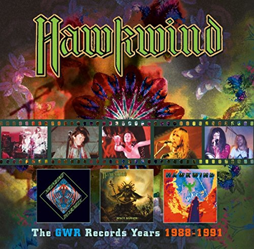 The GWR Years (3 CD)