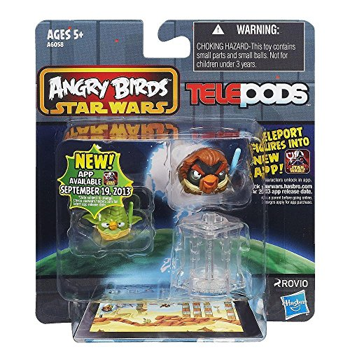 Angry Birds Star Wars Telepods - Assorted (Angry Birds Color Book compare prices)