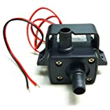 New Trend! DC12V 3m 240L/H Ultra Quiet Brushless Motor Submersible Pool Water Pump Solar