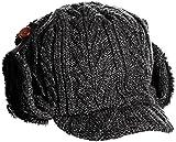 (フェニックス)phenix Knit Flight Cap PH658HW20 BK ブラック F
