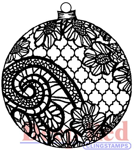 deep-red-stamps-foam-cling-2-inch-x-2-inch-lace-ornament