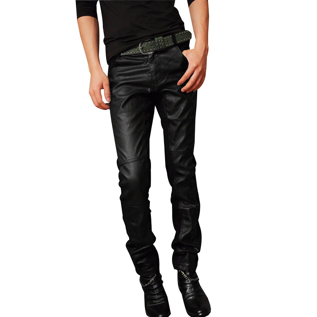 Mens Leather Pants Leather Pants Men by Admin