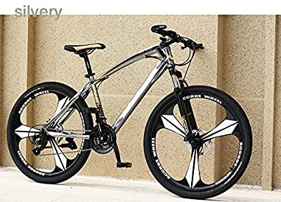 Yoli® high quality, cheaper 24 Speed /26 Inch High Carbon Steel Frame,Aluminum Alloy Rim,Front & Rear Disc Brake