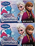 Disney Frozen Gummies (2pk - 2.46 Oz Boxes)