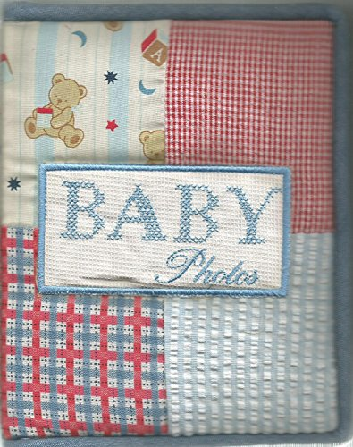 A.D. Sutton & Sons Baby Essentials Baby's Photo Album