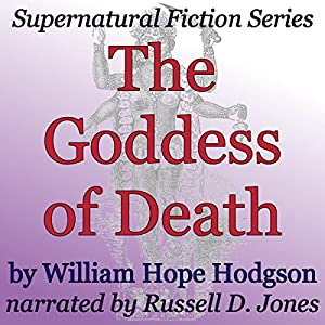 The Goddess of Death Audiobook