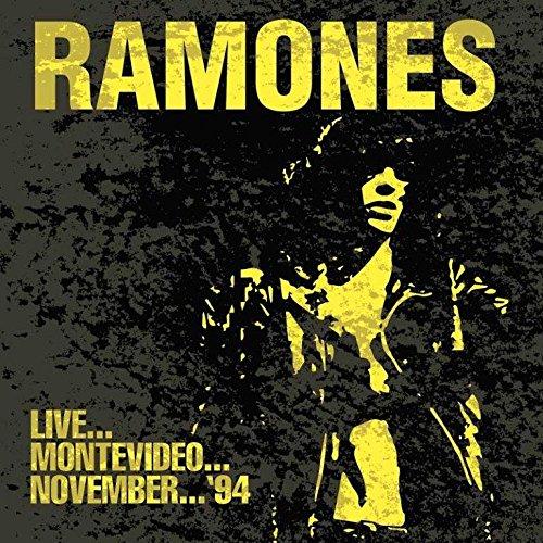 Live-Montevideo-November-1994-Vinilo