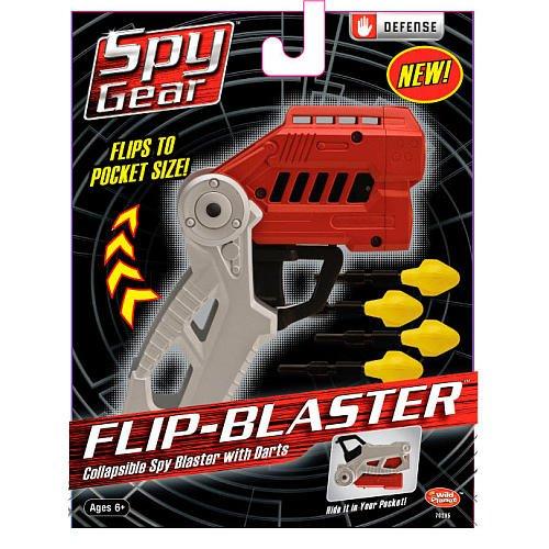 Spy Gear Flip Blaster