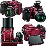 Nikon COOLPIX L830 16 MP CMOS Digital Camera with 34x Zoom...