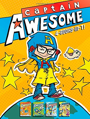 Captain Awesome 4-Books-in-1: Captain Awesome Takes a Dive; Captain Awesome, Soccer Star; Captain Awesome Saves the Winter Wonderland; Captain Awesome and the Ultimate Spelling Bee (Stan Kirby compare prices)