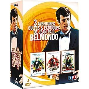 3 films cultes de Belmondo - Les tribulations d'un chinois en Chine + L'homme de Rio + Le magnifique