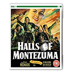 Halls Of Montezuma [Blu-ray]