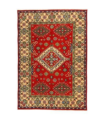 L'Eden del Tappeto Alfombra Uzebekistan Super Multicolor 233t x t165 cm