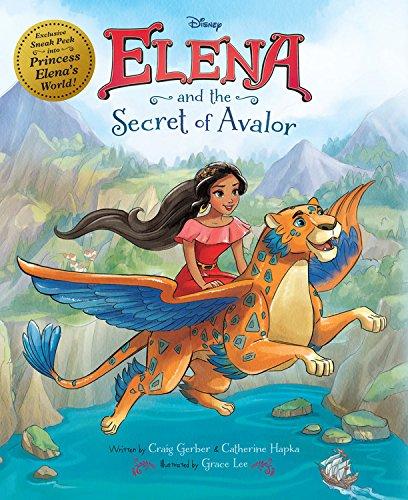 Elena of Avalor Elena and the Secret of Avalor (Sofia the First)