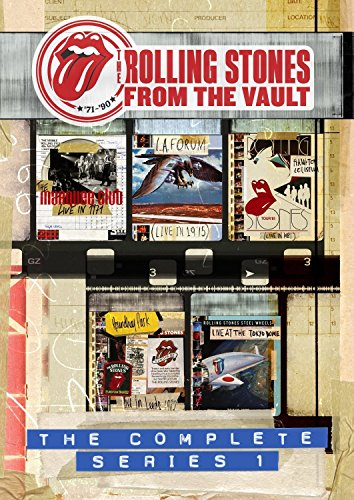 The Rolling Stones - From The Vault Complete Series 1 (5 Dvd)