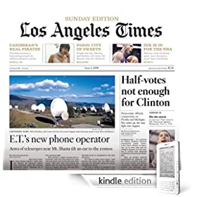 Los Angeles Times (Kindle Edition)