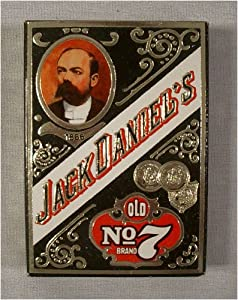 1972 Jack Daniels Old No. 7 Playing Cards