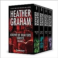 Heather Graham Krewe of Hunters Series Volume 1: Phantom EvilHeart of EvilSacred EvilThe Evil Inside (Heather Graham Krewe of Hunters Series Box-Set)