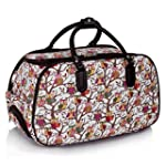 Ladies Travel Holdall Bags Hand Lugga...