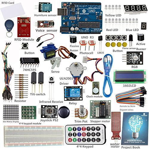 (サンファウンダー)SunFounder RFIDスターター学習キット Arduino初心者のために