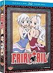 フェアリーテイル Pt.9 北米版 / Fairy Tail: Part 9 [Blu-ray+DVD][Import]