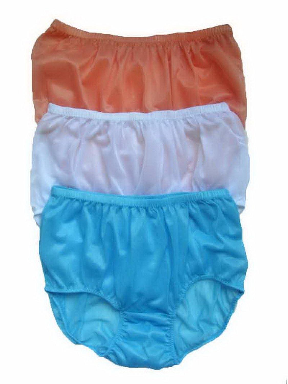 Höschen Unterwäsche Großhandel Los 3 pcs LPK26 Lots 3 pcs Wholesale Panties Nylon günstig bestellen