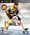 EA Nhl 15 for PlayStation 3