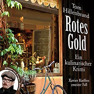 Rotes Gold Hörbuch