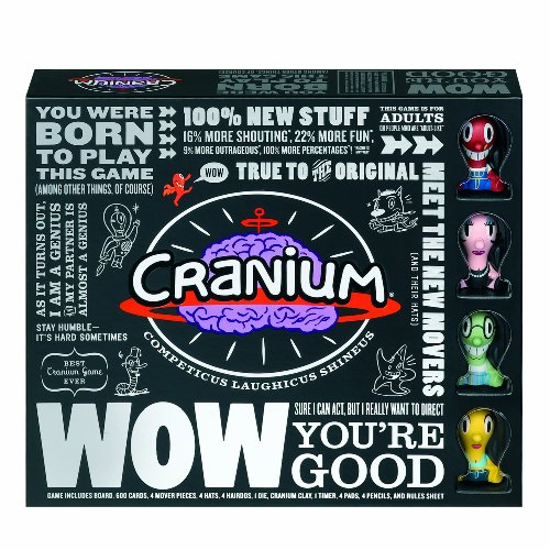 Cranium Wow Game