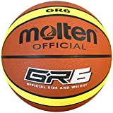 molten(モルテン) ジウジアーロ ラバーバスケットボール 6号球 BGR6MY