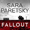 Fallout: V. I. Warshawski 18 Audiobook by Sara Paretsky Narrated by To Be Announced