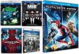 Image de Découverte Blu-ray 3D - Action 5 Films : The Amazing Spider-Man : Le destin d'un héros + The Amazi