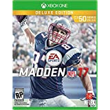 Madden NFL 17 - Xbox One Deluxe Edition