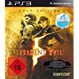 "Resident Evil 5 - Gold (Move-Edition)von ""Capcom"""