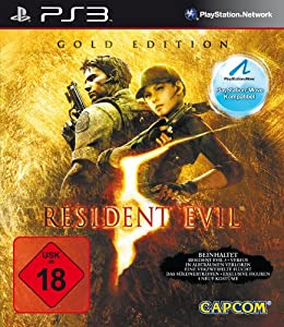 Resident Evil 5 - Gold (Move-Edition)