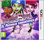 Monster High: El Patinaje Laber�ntico