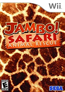 Amazon Com Jambo Safari Animal Rescue Nintendo Wii