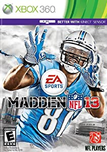 Madden NFL 13 - Xbox 360 by Electronic Arts