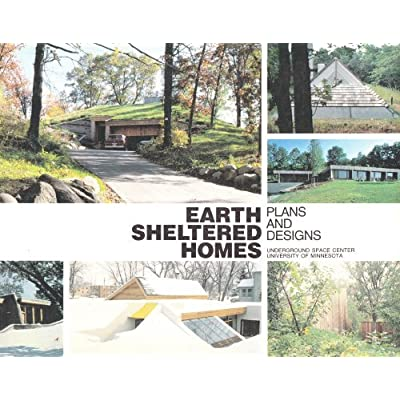 Earth Sheltered Homes Plans And Designs