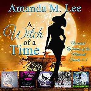 A Witch of a Time Hörbuch