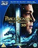Percy Jackson: Sea of Monsters [Blu-ray 3D + Blu-ray]