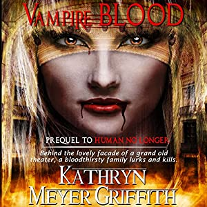 Vampire Blood Audiobook