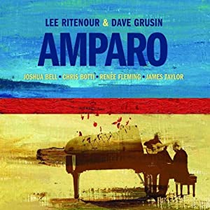 NEW Lee & Grusin Ritenour - Amparo (CD)