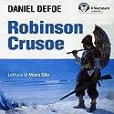 Robinson Crusoe Hörbuch von Daniel Defoe Gesprochen von: Moro Silo