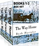 The Amish Millers Get Married BOXED SET Books 1-3 (Amish Romance Book Bundle: The Way Home, The Way Forward, The Narrow Way)