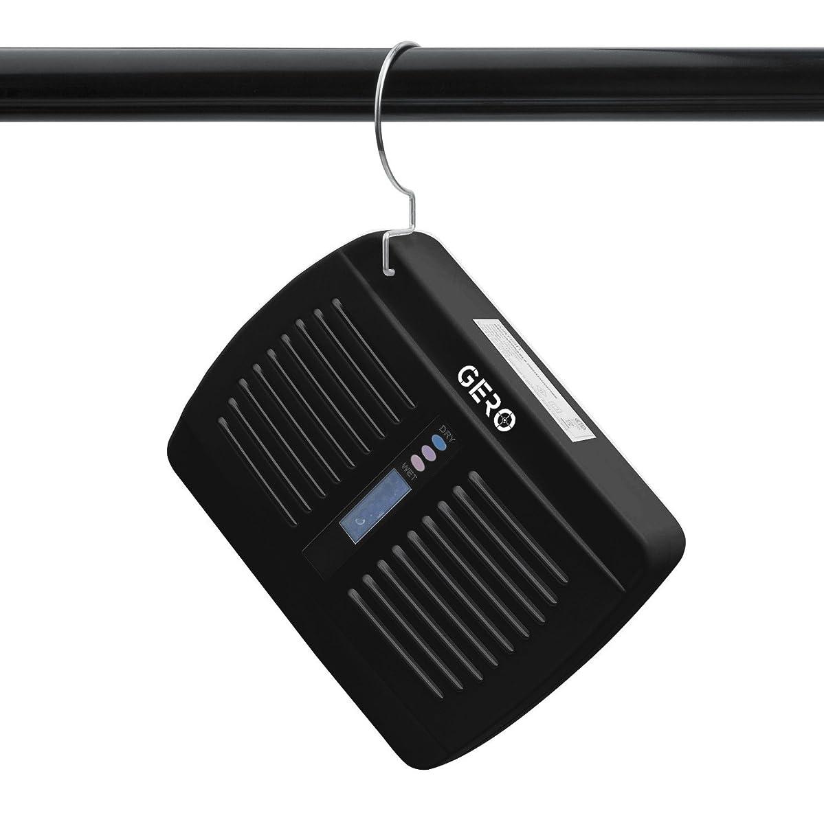 Black Mini Dehumidifier By Gero Rechargeable Renewable