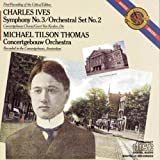 Charles Ives: Symphony No. 3 / Orchestral Set No. 2