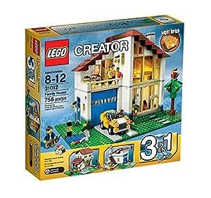 Lego Creator - 31012 - Jeu de Construction - La Maison de Famille